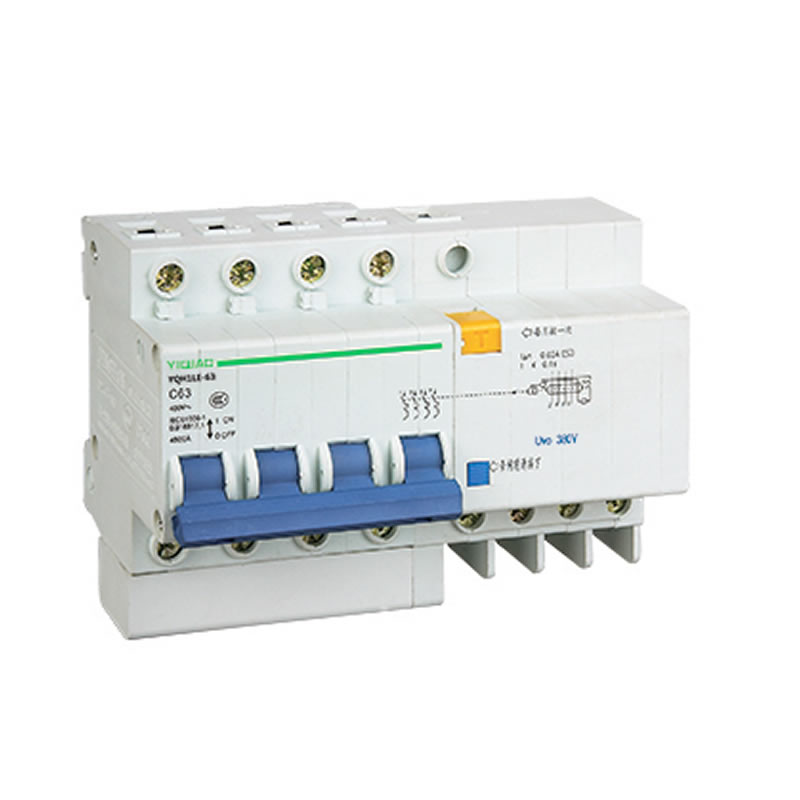 YQH1LE-63-4P漏电保护器